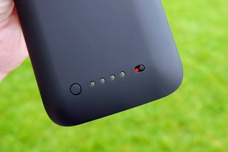 hands on mophie juice pack for htc one review image 5