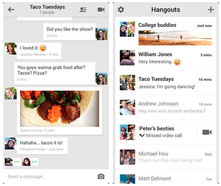 Google confirms SMS integration coming to Hangouts, no word on when