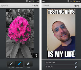 app of the day photo editor by aviary review android  image 3