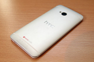 HTC J One packs in microSD card support, leaves us wanting