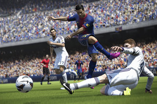 FIFA 14 will be shown-off at next-gen Xbox reveal on Tuesday