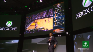 Microsoft announces live TV for Xbox One, 'instant switching' feature