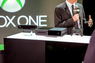Xbox One: A first look at the new console, Kinect and controller