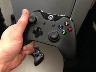 xbox one a first look at the new console kinect and controller image 37