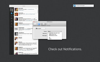 Twitter for Mac app adds Notification Center integration