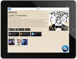 shazam for ipad relaunches with all new design and features image 2