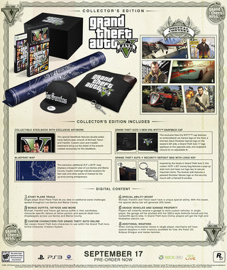 gta v special edition and collector s edition sets revealed pre orders open image 3