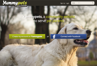 Website of the day: Yummypets