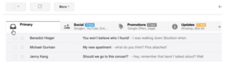 possible gmail for android redesign leaks during google i o event image 3