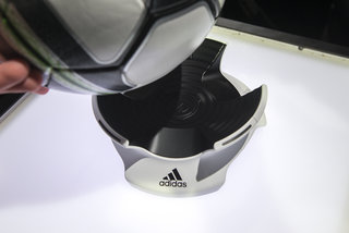adidas micoach smart ball the ios linked football that measures your every kick image 4
