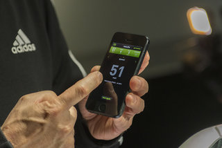 adidas micoach smart ball the ios linked football that measures your every kick image 8