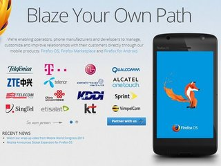 Foxconn and Mozilla to unveil Firefox OS device on 3 June