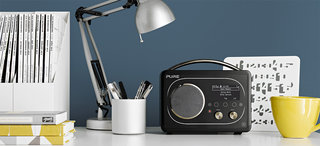 Pure Evoke F4 brings Bluetooth and Wi-Fi to your radio