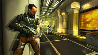 Deus Ex: the Fall for iPhone and iPad preview