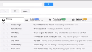 Gmail redesigns inbox with Category tabs for better control, organisation