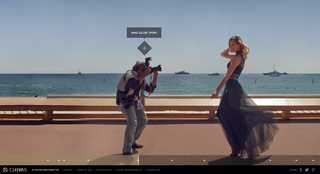 Website of the day: Cannes Chivas Panorama