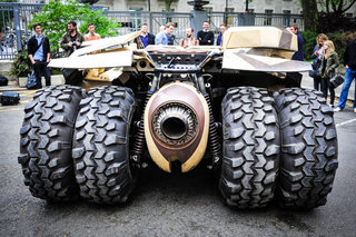 real life batmobile tumbler pictures and eyes on image 7
