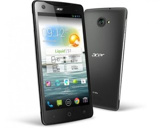 Acer Liquid S1: New 5.7-inch phablet announced at Computex