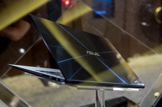 asus zenbook infinity pictures and eyes on gorilla glass 3 lid haswell and more image 2