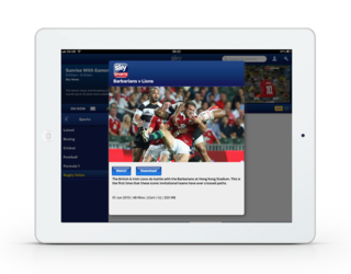 Sky Sports Highlights added to Sky Go iPhone, iPad and Android apps