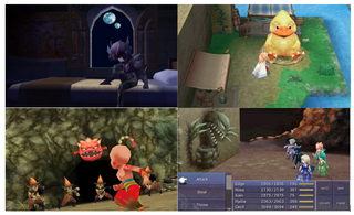 Final Fantasy IV for Android finally arrives on Google Play