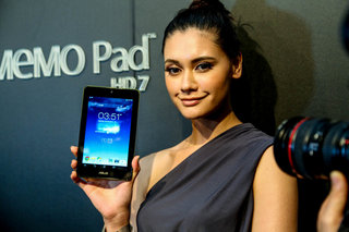 Asus MeMO Pad HD 7 and MeMo Pad FHD 10 pictures and hands-on