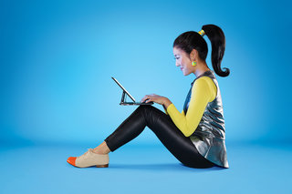 Intel lifts lid on Creative Senz3D peripheral camera: Kinect for your Ultrabook