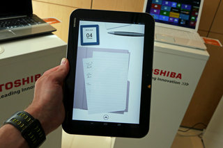 toshiba excite pro and excite write pictures and hands on image 13