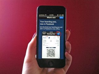 British Airways for iOS adds Passbook boarding pass integration