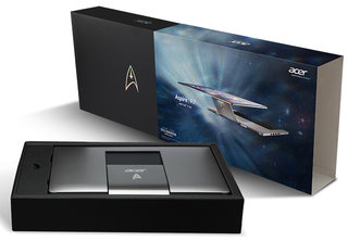 Acer Aspire R7 Star Trek Edition To Go Up For Auction, One Of Only 25