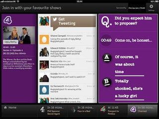 Channel 4 launching second screen 4Now companion app in July