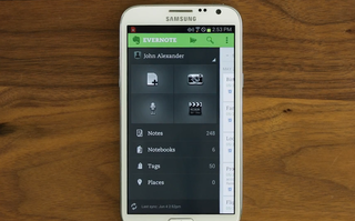 Evernote Reminders for Android now available