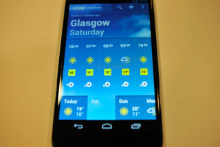 bbc weather app brings the forecast to your android or iphone image 6