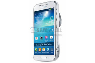 Samsung Galaxy S4 Zoom turns up in leaked press photo
