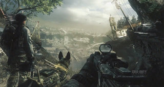 Call of Duty: Ghosts gameplay footage posted, see dog in action