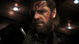 Metal Gear Solid V: The Phantom Pain confirmed for Xbox One