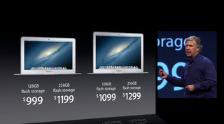 WWDC 2013: New MacBook Air laptops announced