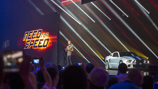Need for Speed movie to star Ford Mustang and Breaking Bad's Aaron Paul, due spring 2014