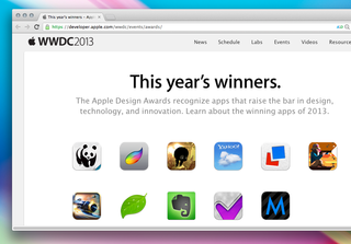 And the winners of the WWDC 2013 Apple Design Awards are...