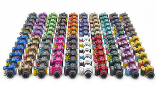 Pentax announces mid-range K-50 and K-500 DSLRs in 120 colours