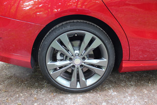 mercedes benz cla 220 cdi sport pictures and first drive image 5