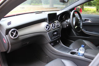 mercedes benz cla 220 cdi sport pictures and first drive image 6
