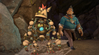 Knack preview: First play of Playstation 4 exclusive title