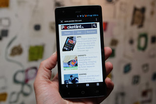 Acer on Android: Design, enabling hardware and a nod to Samsung