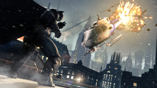 batman arkham origins gameplay preview trailer and screens image 4
