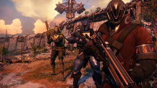 destiny gameplay preview trailer and screens image 2
