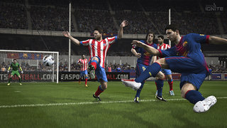 FIFA 14 Xbox One, PS4 preview