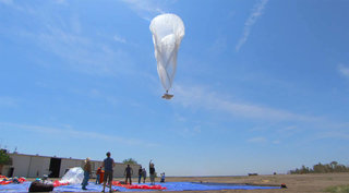 Google Project Loon brings balloon-powered internet access to remote areas