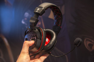Turtle Beach Marvel Seven limited edition gaming headset pictures and hands-on