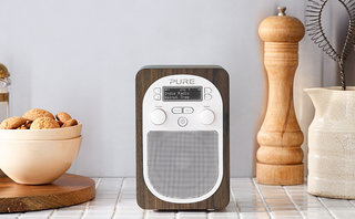 Pure Evoke D2 DAB radio now available for those with less space